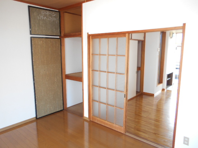 サンライズ88 201号室の収納