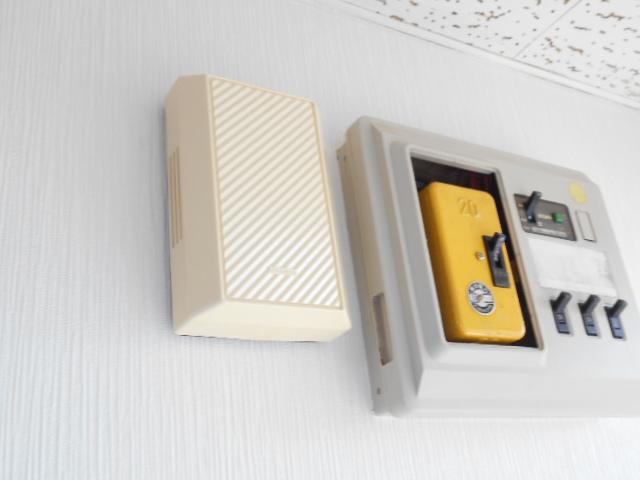 サンライズ88 201号室のセキュリティ