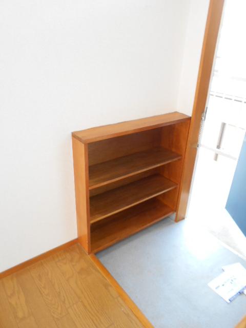 ハウスミニオン 201号室の設備