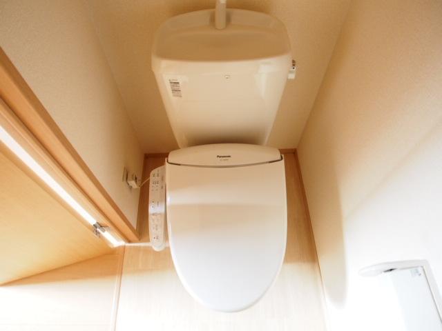 アモーレⅡ 105号室のトイレ