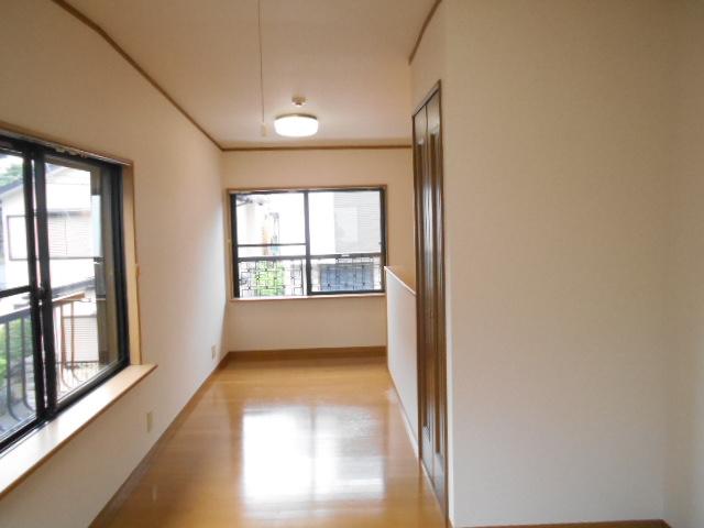 メゾネットAの居室