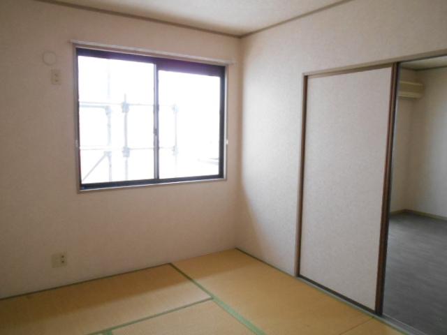 リヴィエールⅡ 205号室の居室