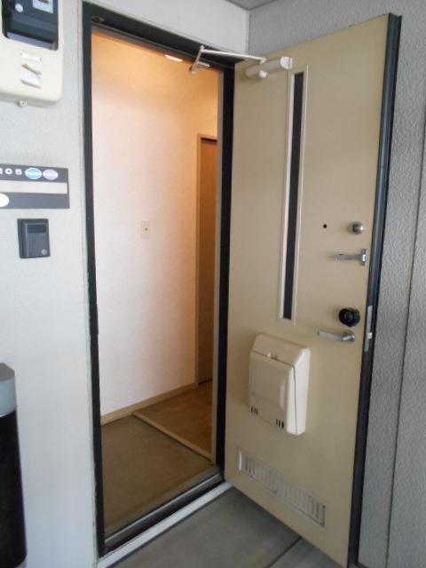 リヴィエールⅡ 205号室の玄関