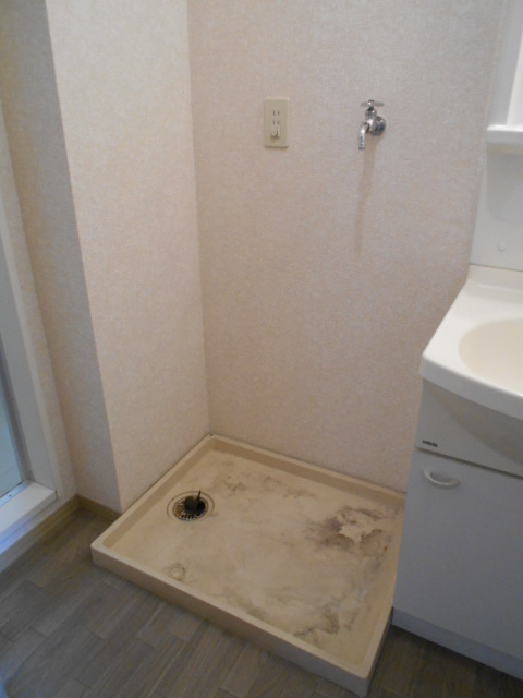 リヴィエールⅡ 205号室の洗面所