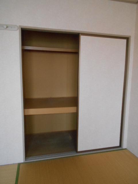リヴィエールⅡ 205号室の収納