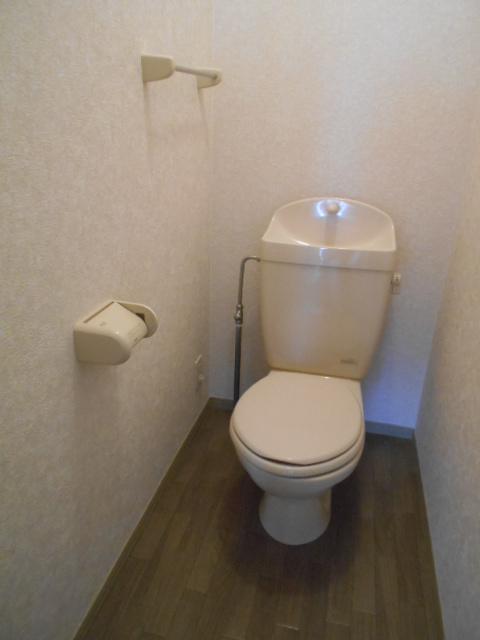 リヴィエールⅡ 205号室のトイレ