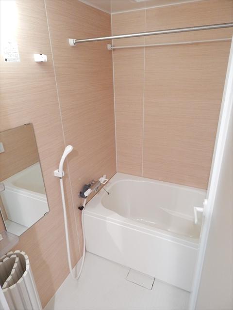 ガーベラ 201号室の風呂