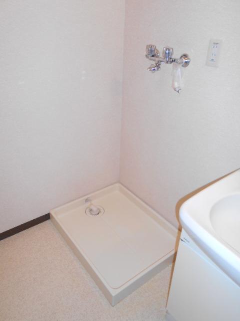 エレガンス春日部 106号室の洗面所
