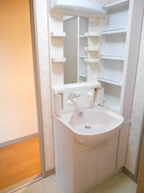 第2ロイヤル島田 303号室の洗面所