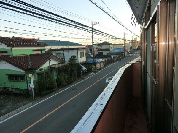 サンマイト小渕 202号室の景色