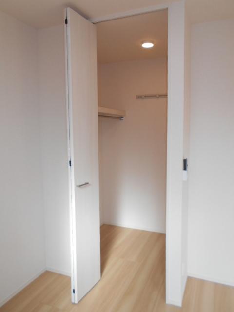 セジュールウィット大池Ⅱ 205号室の収納