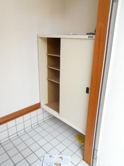 コーポグロー 101号室の設備