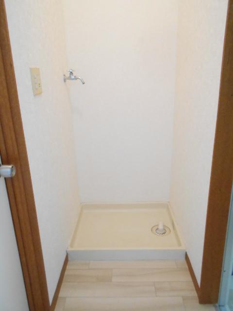 コーポグロー 101号室の洗面所