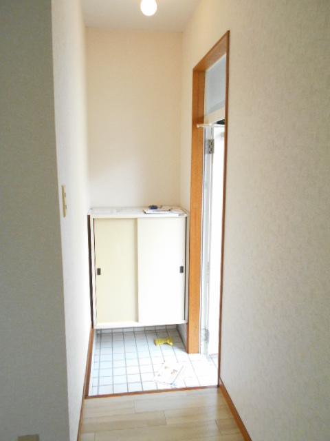 コーポグロー 101号室の玄関
