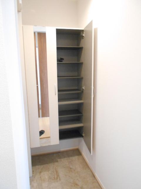 メルヴェーユ 301号室の設備