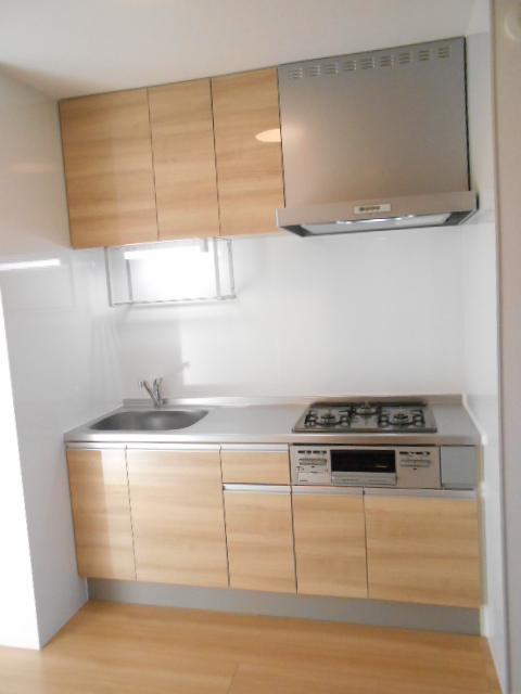 メルヴェーユ 301号室のキッチン