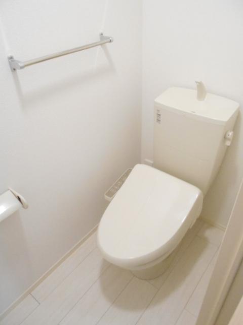 メルヴェーユ 301号室のトイレ