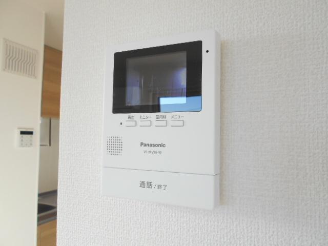 メルヴェーユ 301号室のセキュリティ