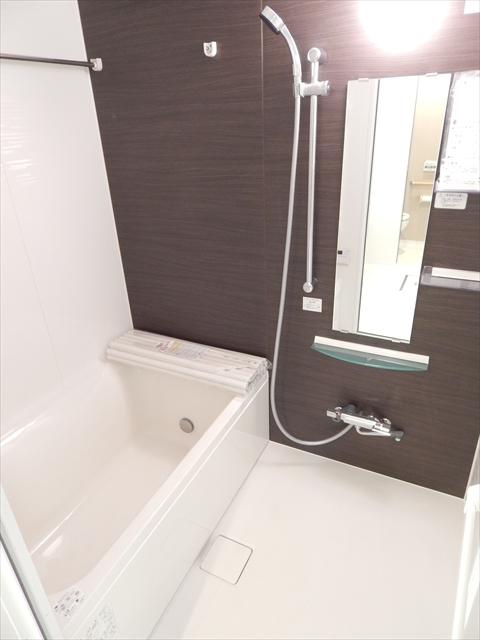 ブランシェ 106号室の風呂