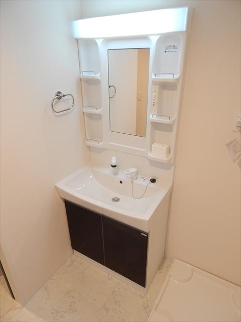 ブランシェ 106号室の洗面所