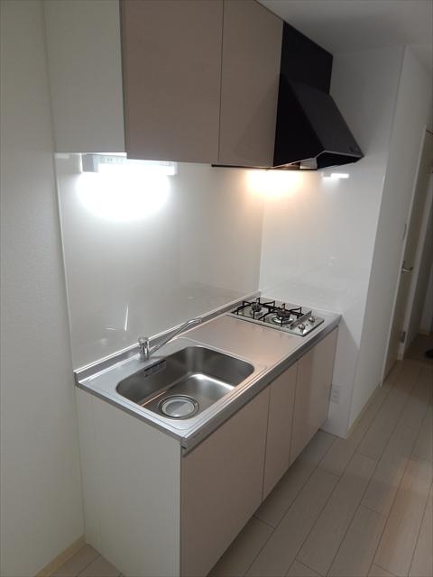 モーヴ粕壁東 201号室のキッチン