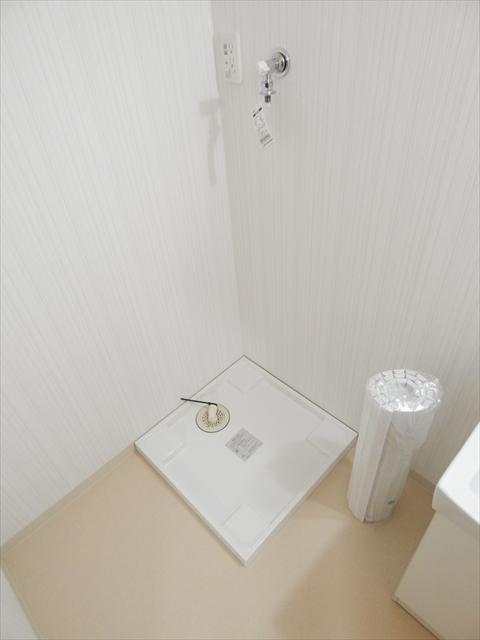 モーヴ粕壁東 602号室の洗面所