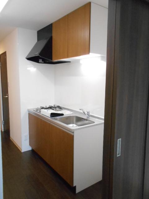 モーヴ粕壁東 602号室のキッチン