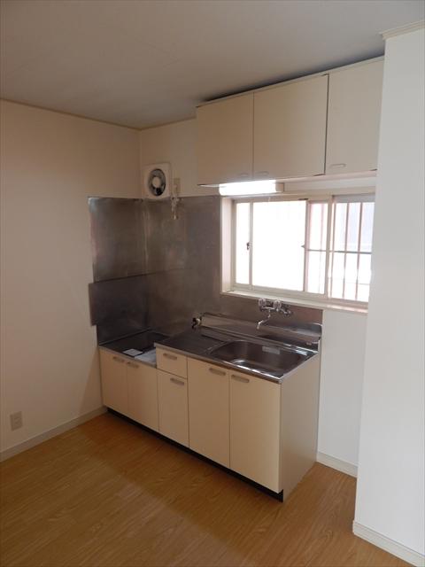 コーポ関根 No2 205号室のキッチン