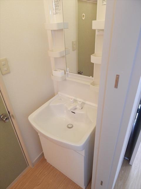 コーポ関根 No2 205号室の洗面所