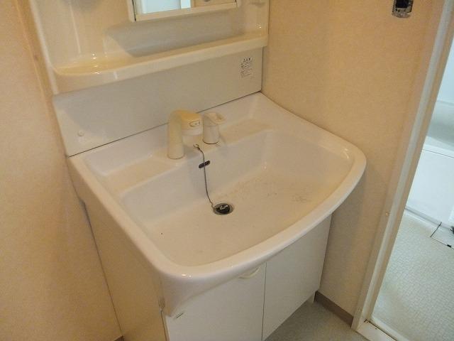 G1ステイツ 402号室の洗面所