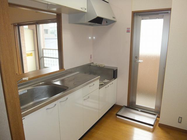 G1ステイツ 402号室のキッチン