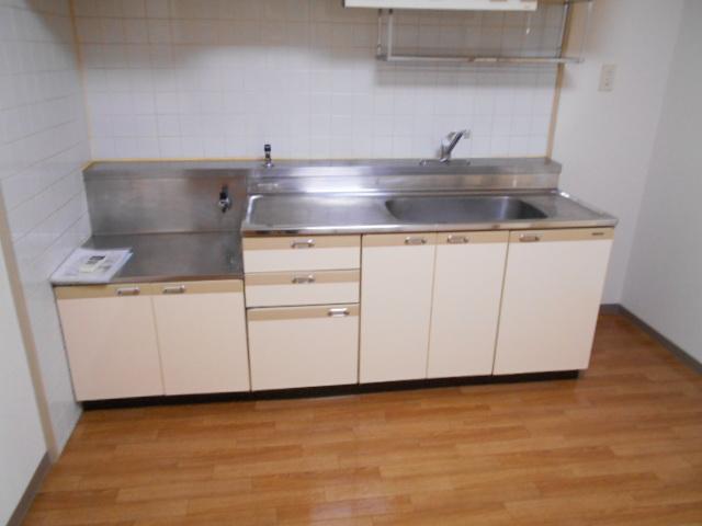 たまプラーザソフィーナ 102号室のキッチン