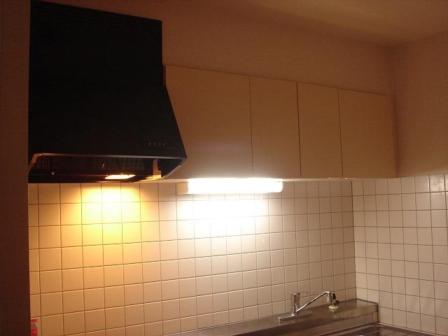 アクリベール有馬 102号室のキッチン
