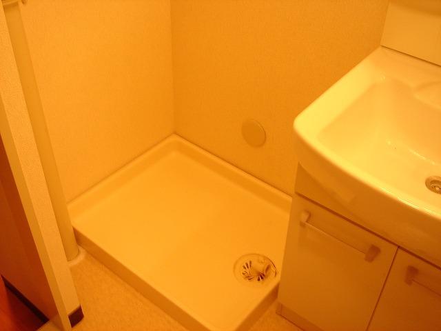 アクリベール有馬 102号室の洗面所
