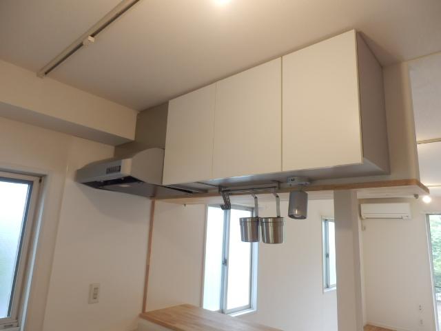 グレイスパル茅ヶ崎のキッチン