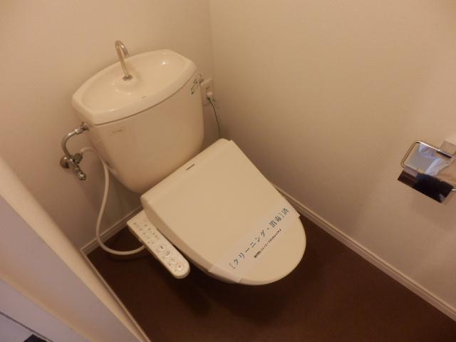 グレイスパル茅ヶ崎のトイレ