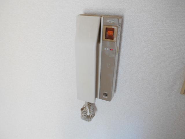 ガーデン鷺沼 103号室のセキュリティ