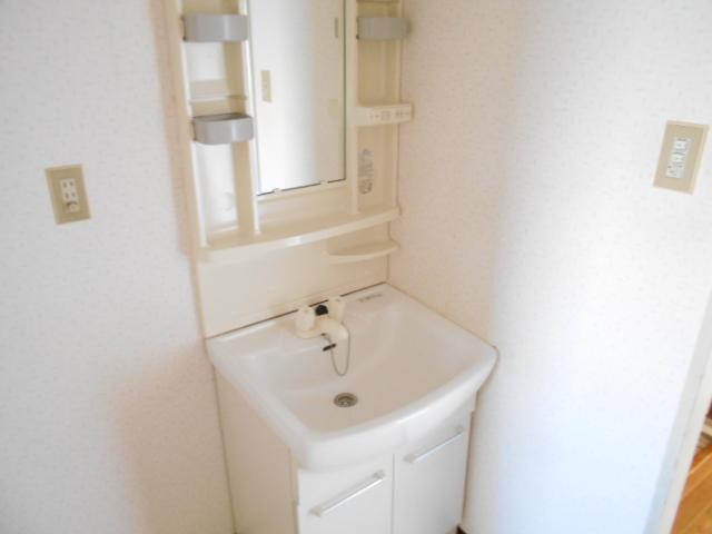 ガーデン鷺沼 203号室の洗面所