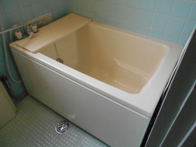 藤が丘団地7号棟 723号室の風呂