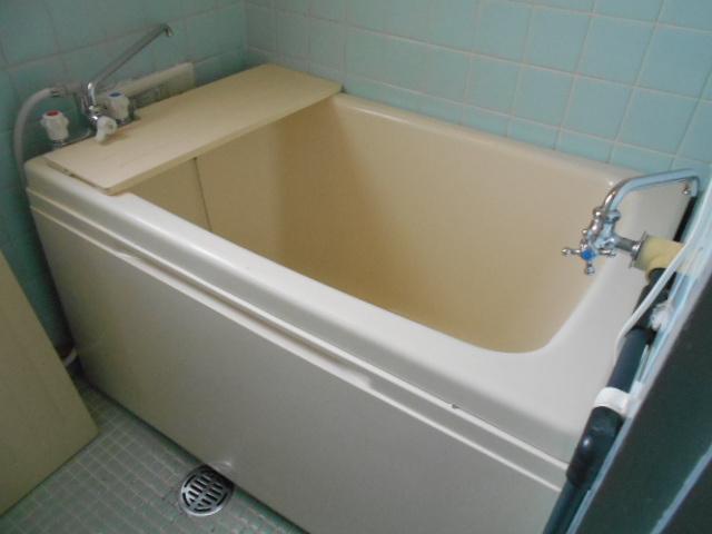 藤が丘団地7号棟 751号室の風呂