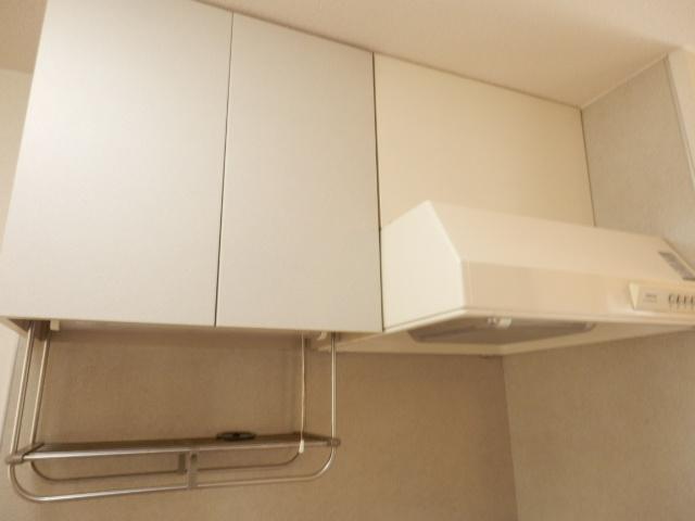 アルカディア宮崎台 202号室のキッチン