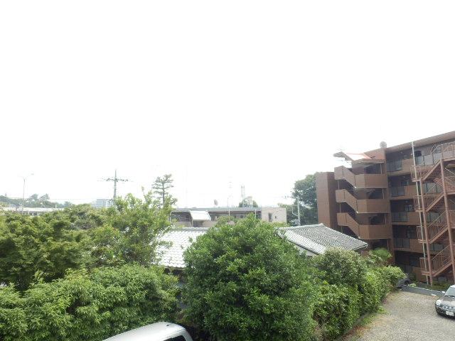 アルカディア宮崎台 202号室の景色