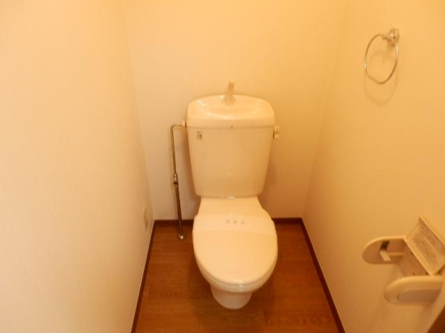 アルカディア宮崎台 202号室のトイレ