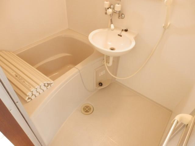 アルカディア宮崎台 202号室の風呂
