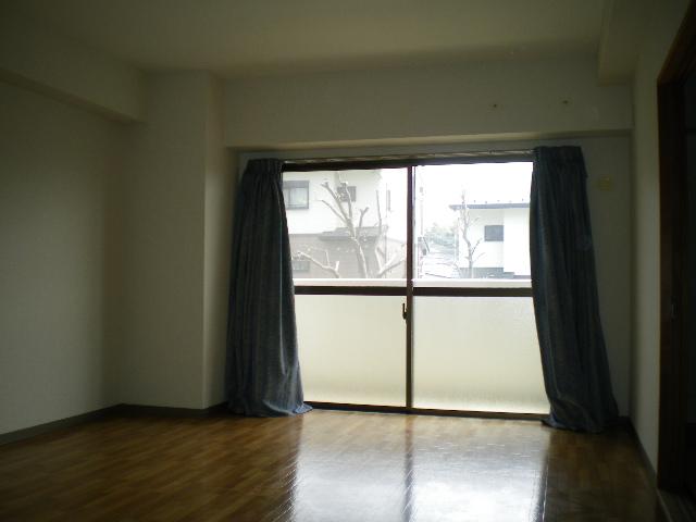 メルグリーン中川 305号室の景色