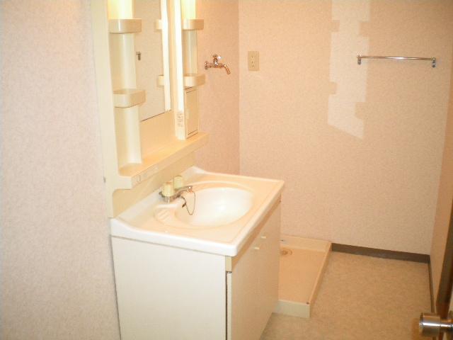 メルグリーン中川 102号室の洗面所