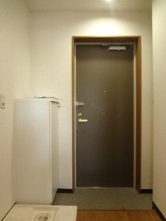 サンイング西船 107号室の玄関