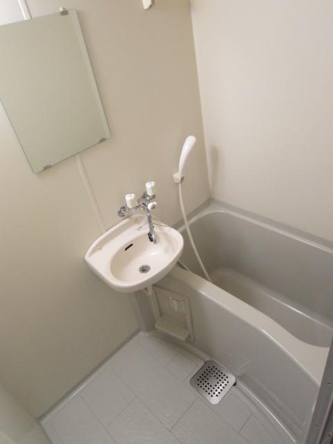 アーネット西船橋 507号室の風呂
