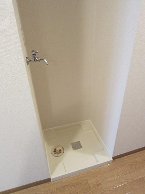 アーネット西船橋 807号室の洗面所