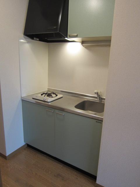 アーネット西船橋 507号室のキッチン